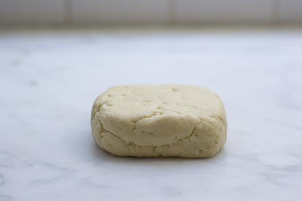 Homemade Cheese Cracker Dough