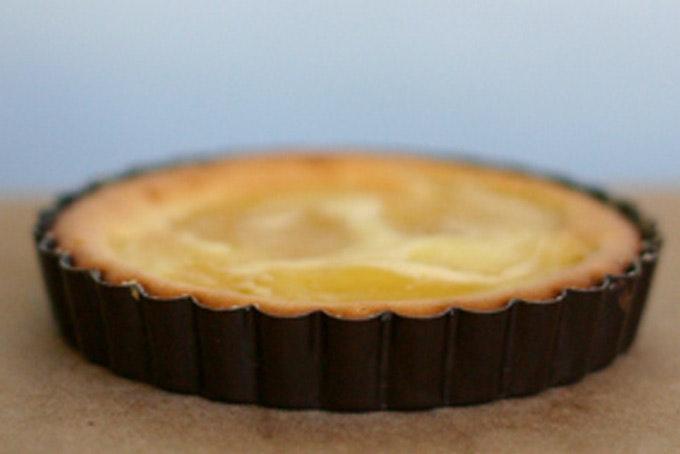 Lemon Ripple Cheesecake Bars