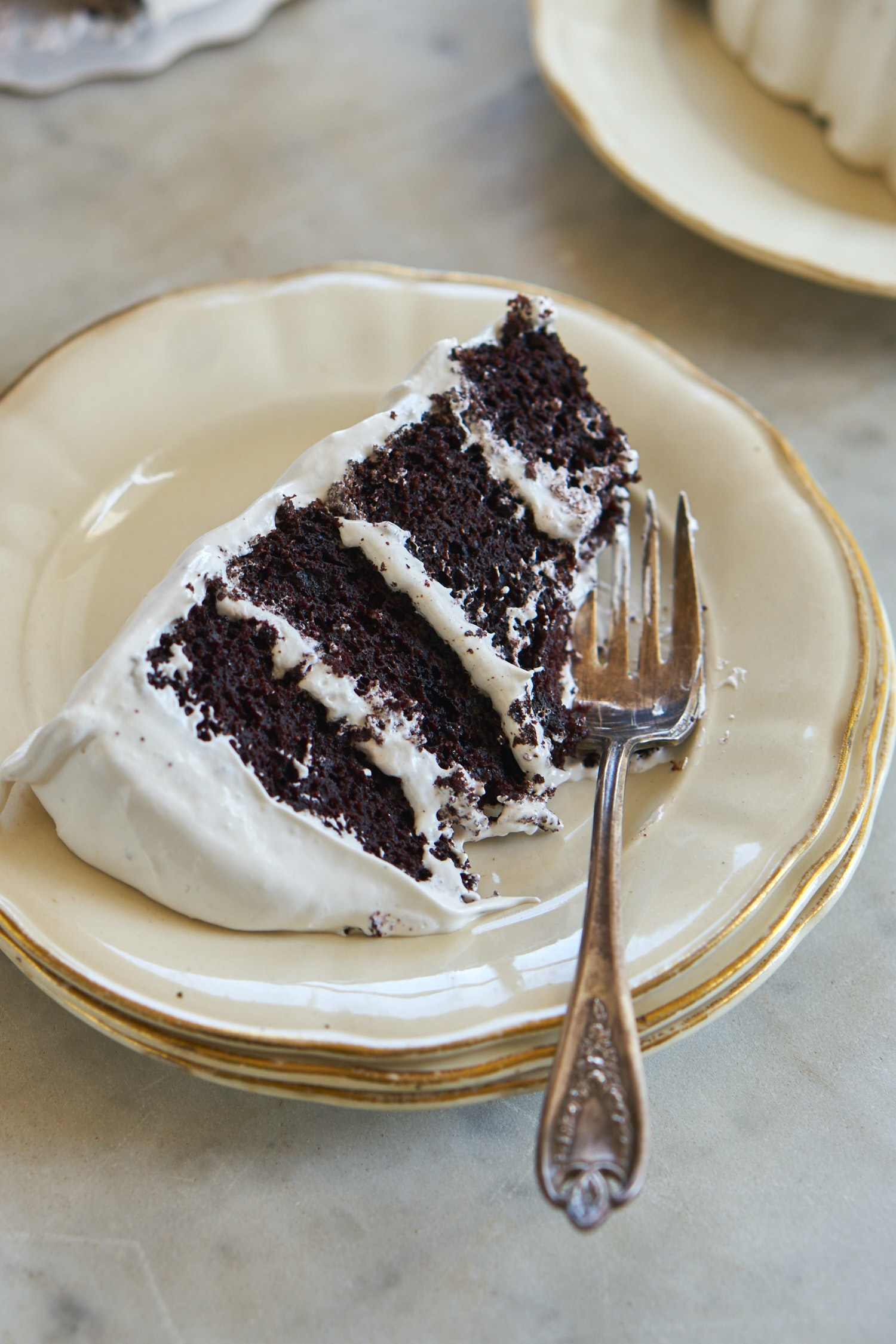 Violet Bakery Chocolate Devils Food Cake