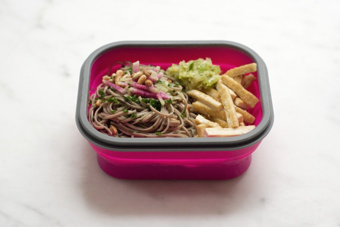 Cold Soba Noodles Recipe