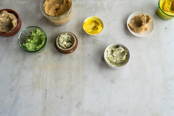 Compound Butters – Adding Things to Butter to Make it Extra Awesome Recipe
