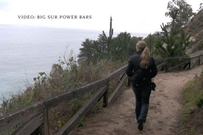 Video: Big Sur Power Bars