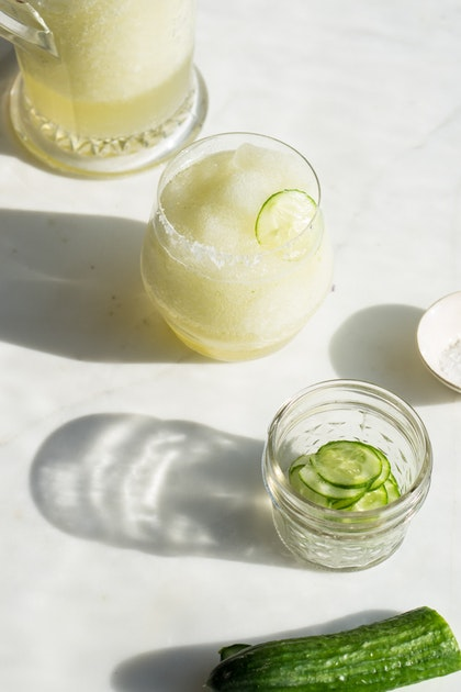Eleven Slushie Cocktails to Make This Summer