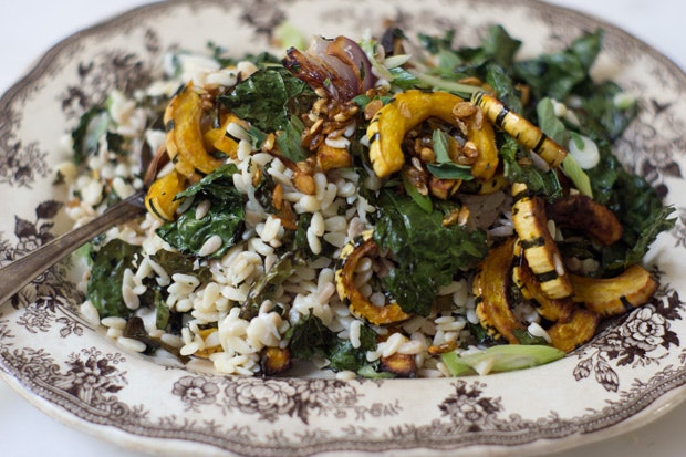 17 Delicata Squash Recipes to Get you Through Winter