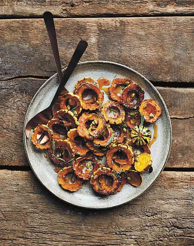 Delicata Squash Inspiration for this Winter
