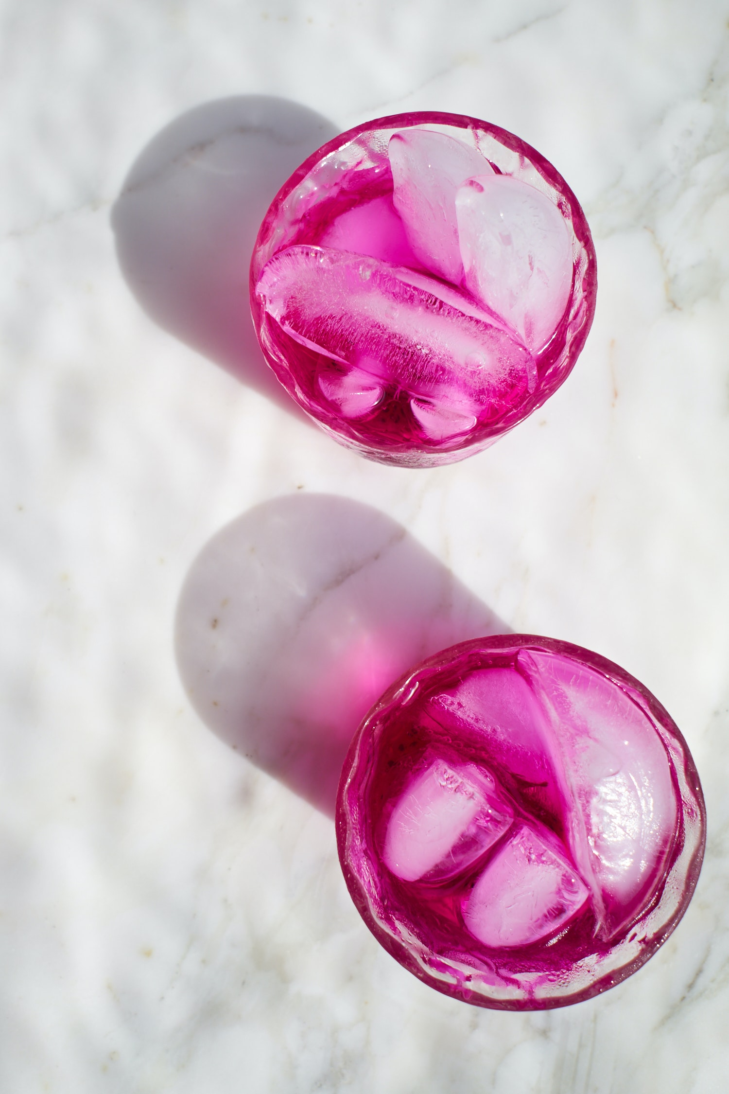Hot Pink Dragonfruit Shrub Recipe