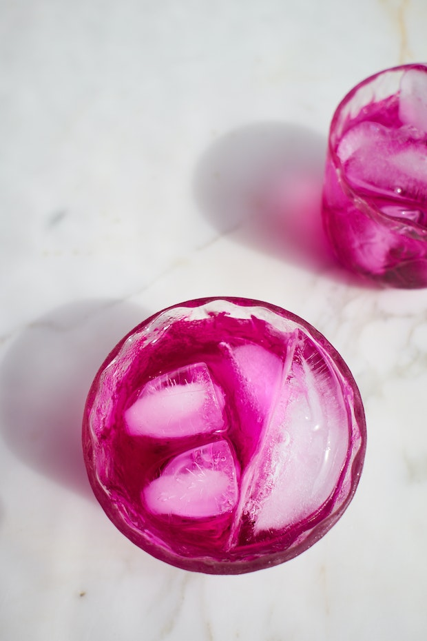 Hot Pink Dragonfruit Shrub Recipe