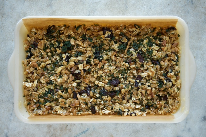 Eight Energy Bars worth Making at Home Recipe