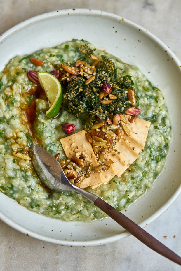 Life Changing Green Rice Porridge Recipe