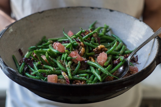Pomelo Green Beans Recipe