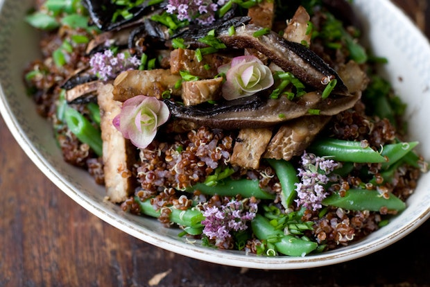 Maple Grilled Tempeh Recipe