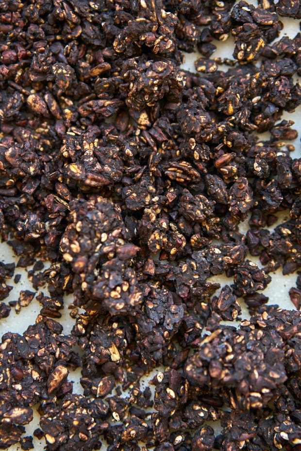 The Perfect Healthy Granola Recipe