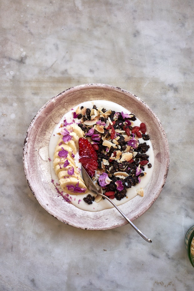 The Perfect Healthy Granola Recipe