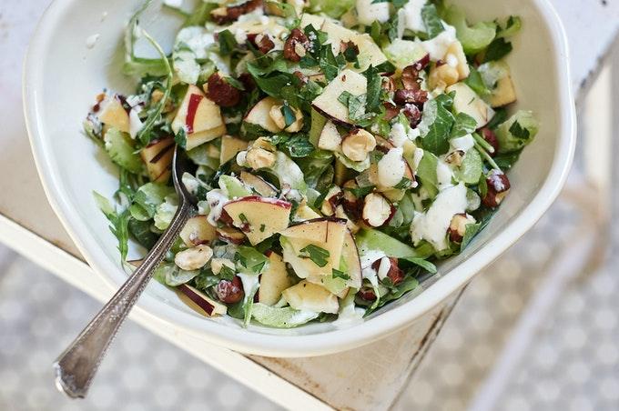 Heirloom Apple Salad
