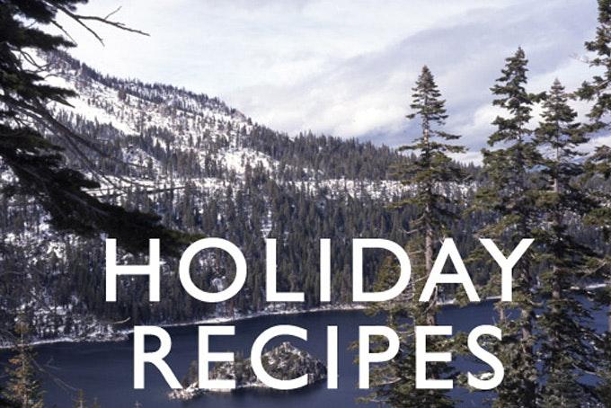 Holiday Recipes 101 Cookbooks