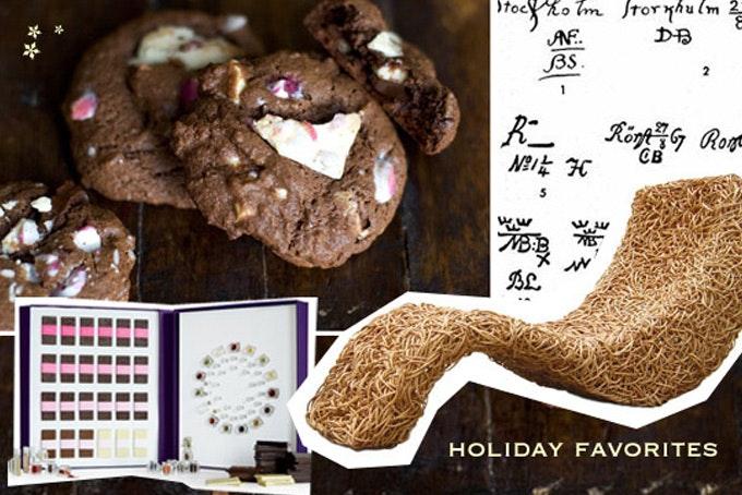 Holiday Favorites List 2007