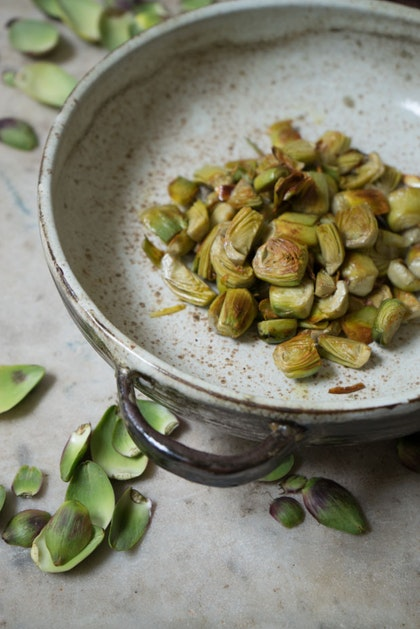 A Few Words on How to Cook Artichokes