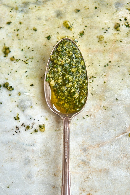 How to Make Pesto like an Italian Grandmother