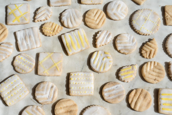 Inspiring Hand-painted Cookies you Should See - 101 Cookbooks
