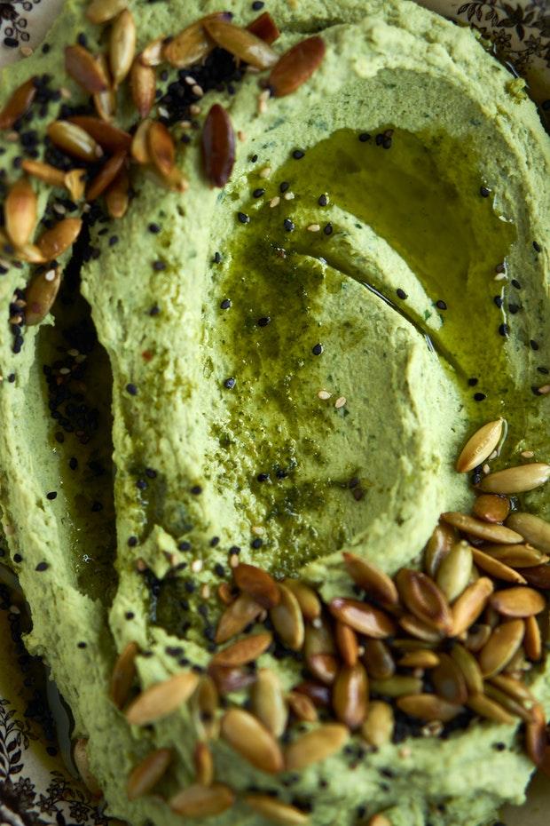 Melissa Clark's Instant Pot Hummus Recipe