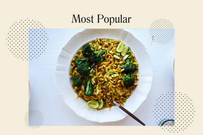 The Most Popular Recipe Last Month