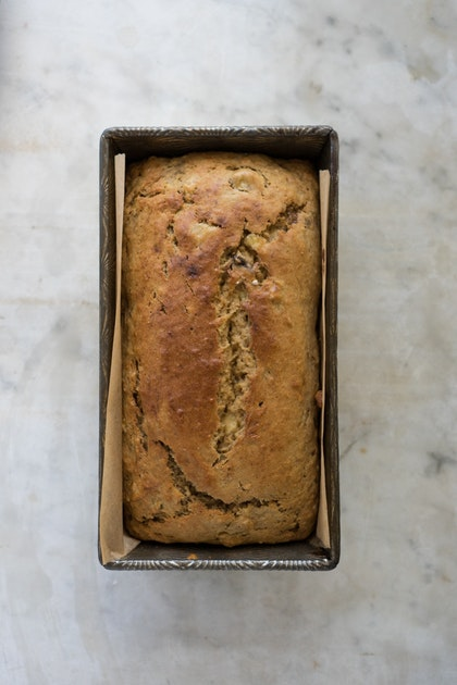 One Bowl Banana Bread