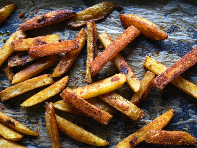 Crispy Paprika Oven Fries