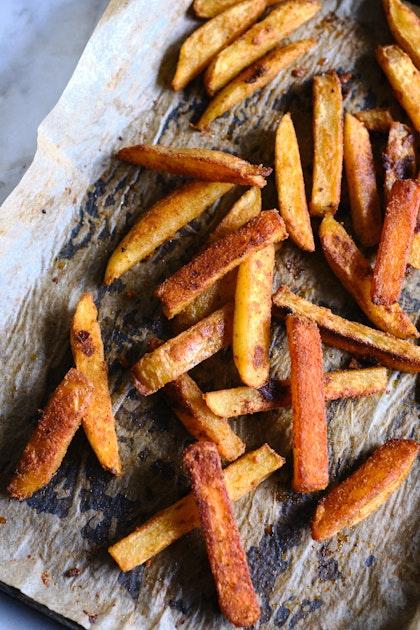 Crispy Paprika Oven Fries