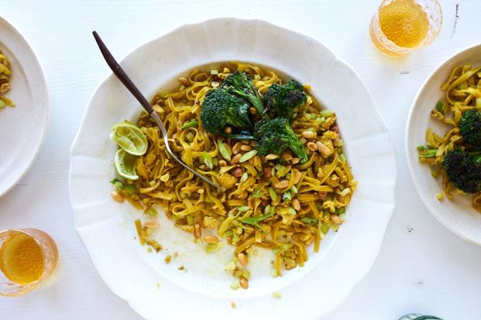 Sunshine pad thai vegetarian recipe 101 cookbooks sunshine pad thai vegetarian forumfinder Image collections