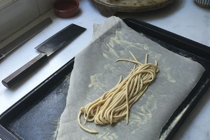 These Incredible Italian Grandmas Teach you to Make Pasta from Scratch Recipe