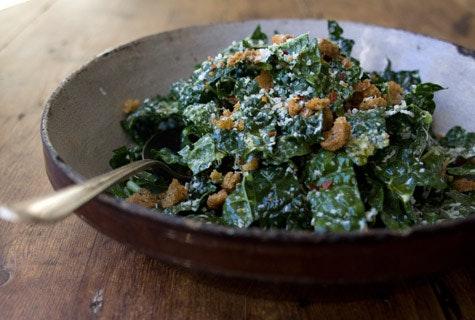 Raw Tuscan Salad