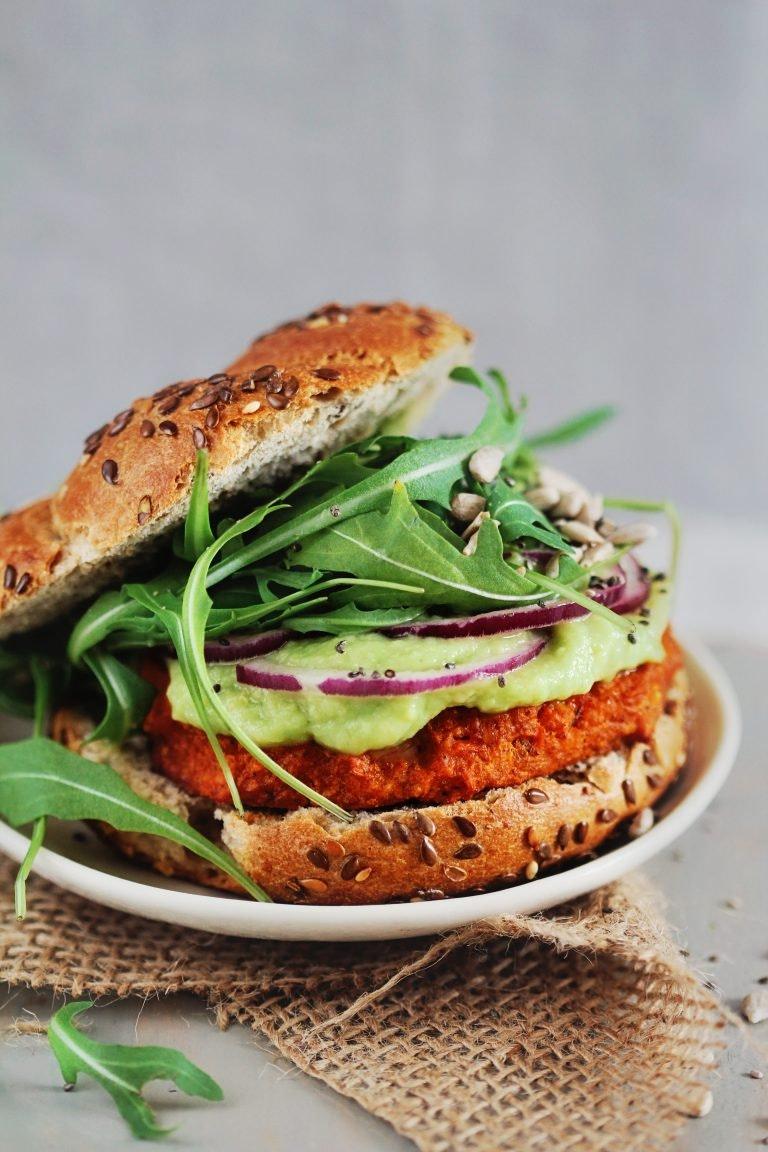 Eight Great Homemade Veggie Burgers