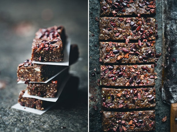 Eight Energy Bars worth Making at Home