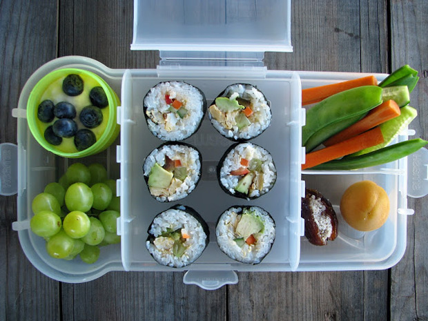 Ten Lunch Ideas that Spark Joy