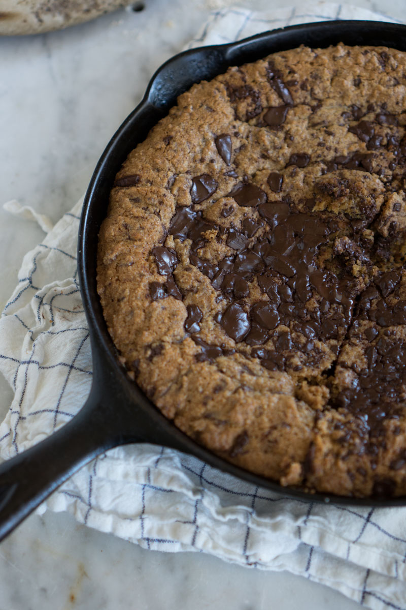 Nine Healthier One-bowl Baking Recipes