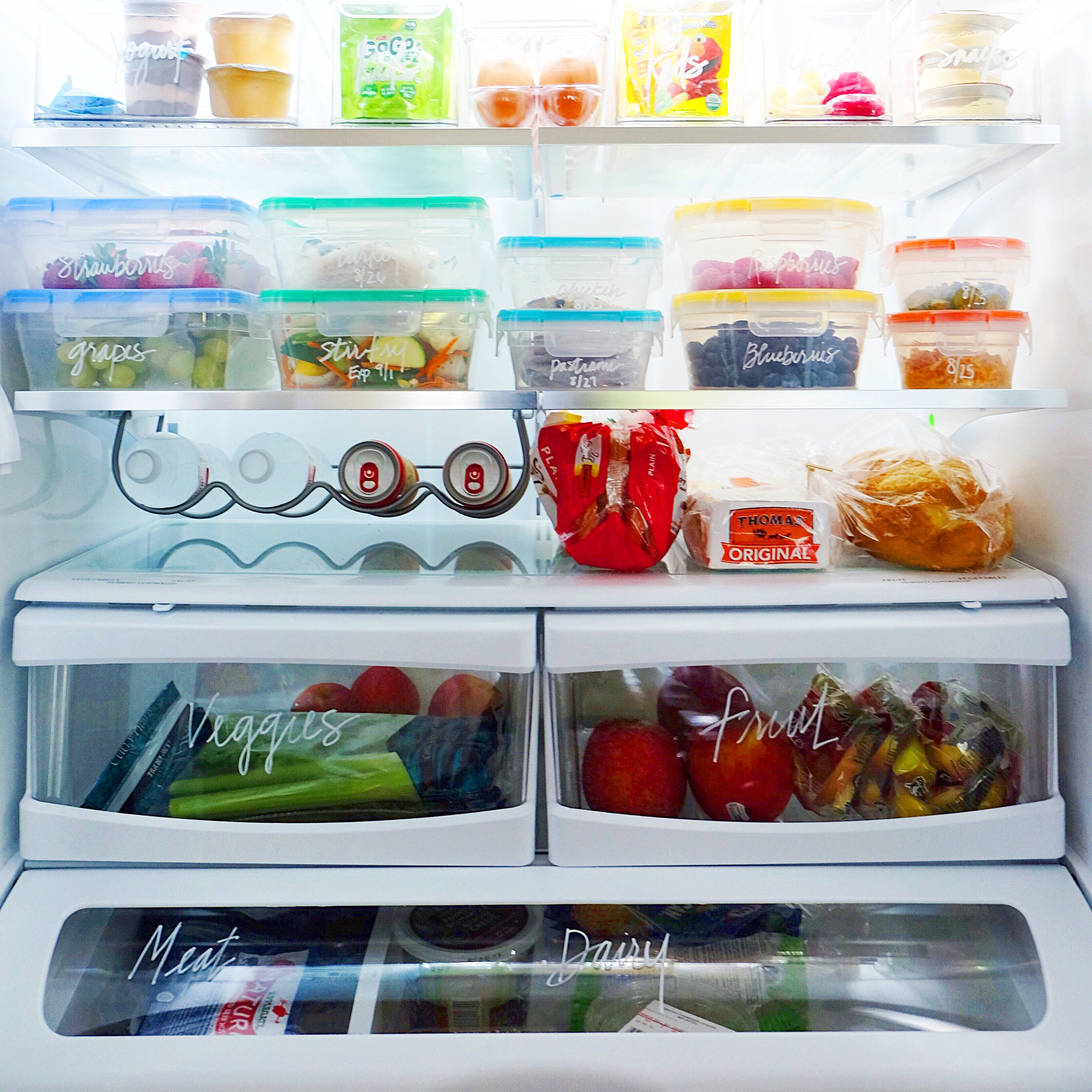 Ten Refrigerators that Inspire Healthy Eating - 101 Cookbooks
