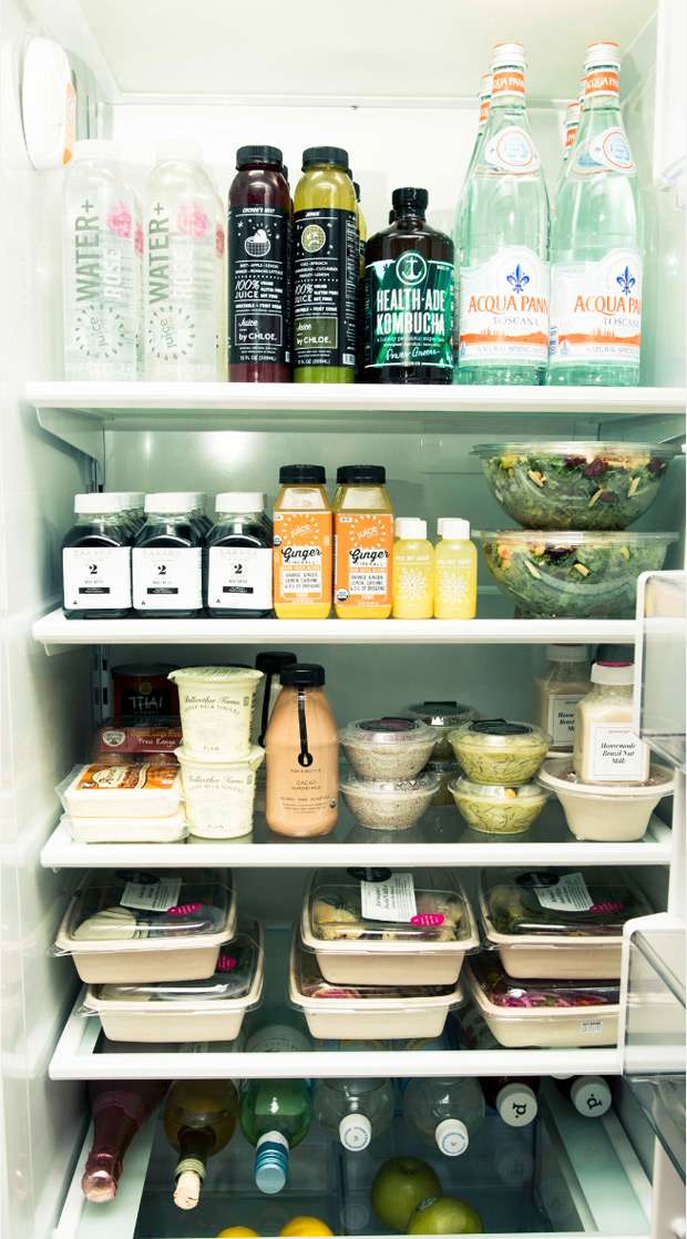 Ten Refrigerators That Inspire Healthy Eating 101 Cookbooks