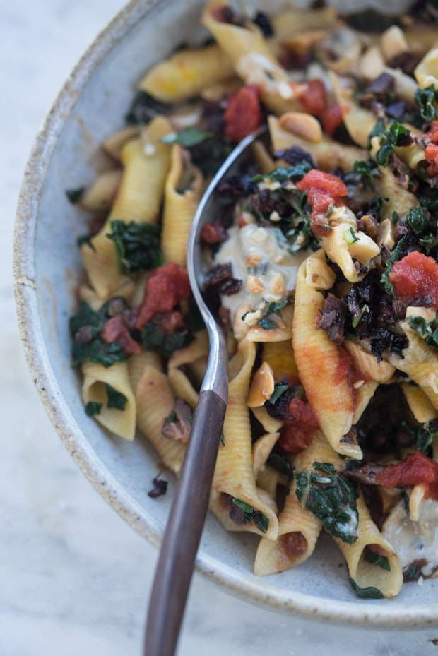 Weeknight Pasta Ideas with Less Than Ten Ingredients