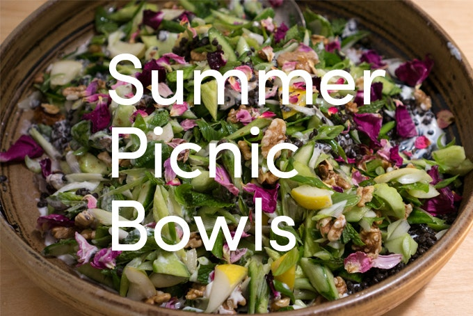 A List of Summer Picnic Bowls Recipe