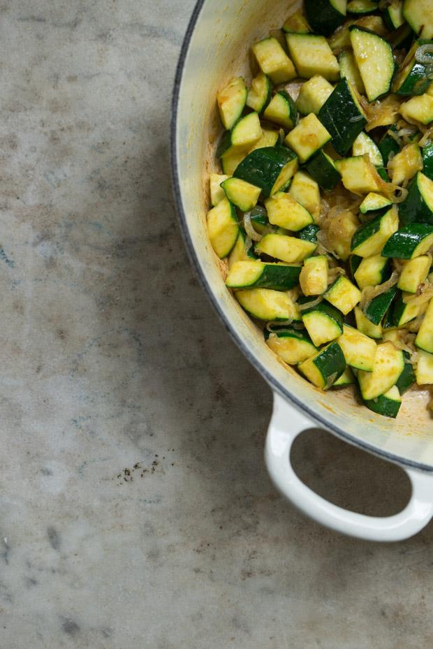 Thai Zucchini Soup