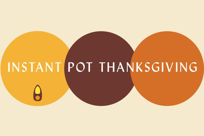 13 Ways to Put your Instant Pot to Work on Thanksgiving