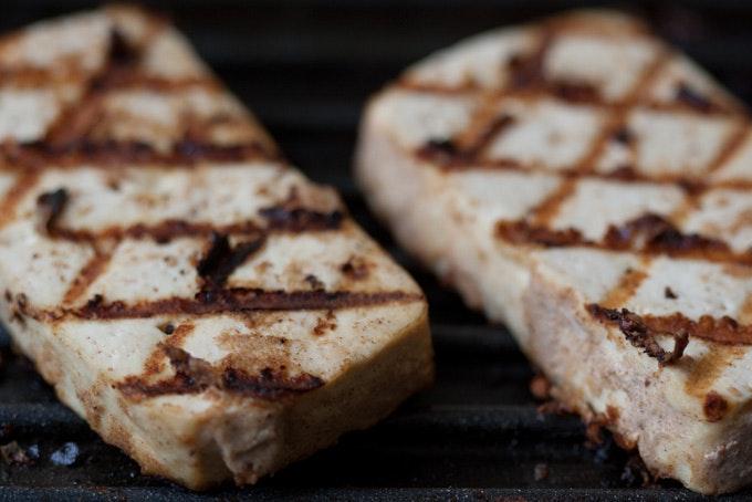 Cumin-spiked Tofu