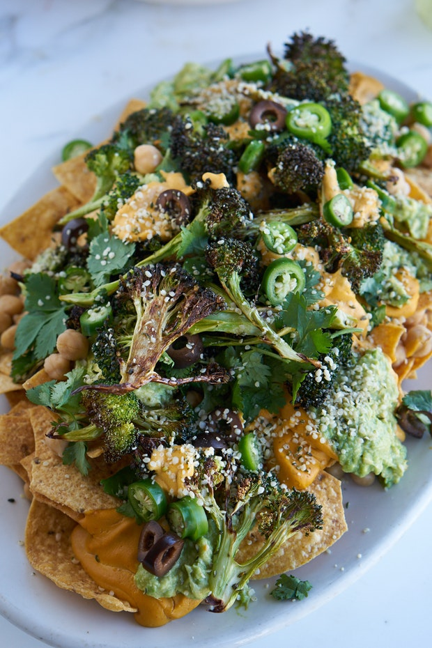 The Ultimate Vegan Nachos - version #2