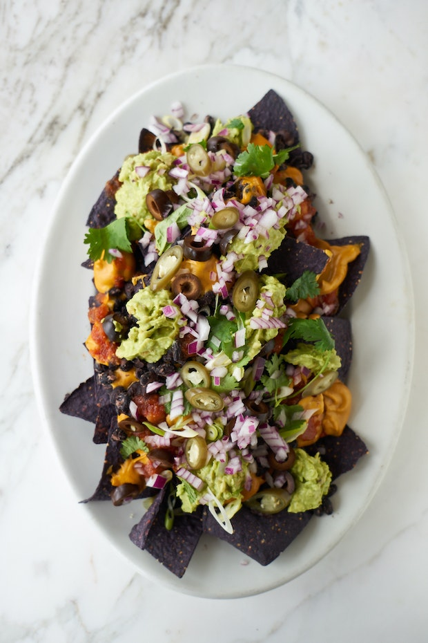 The Ultimate Vegan Nachos - version #1