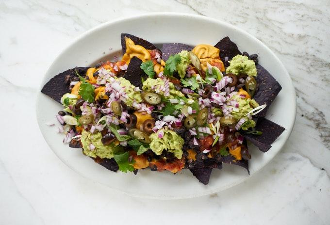 The Ultimate Vegan Nachos Recipe