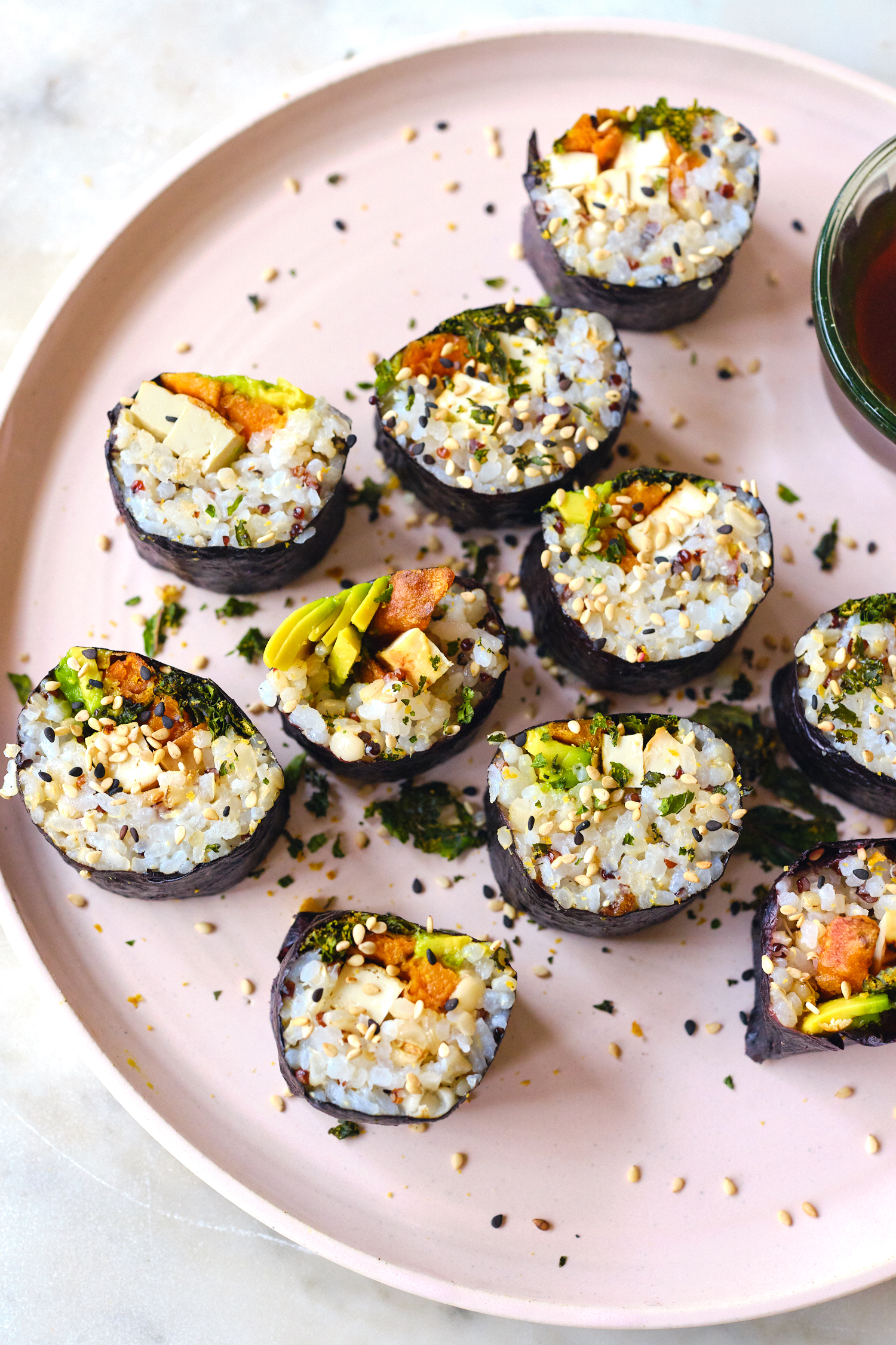 Super Natural Vegan Sushi Recipe