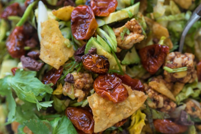 Taco Salad<