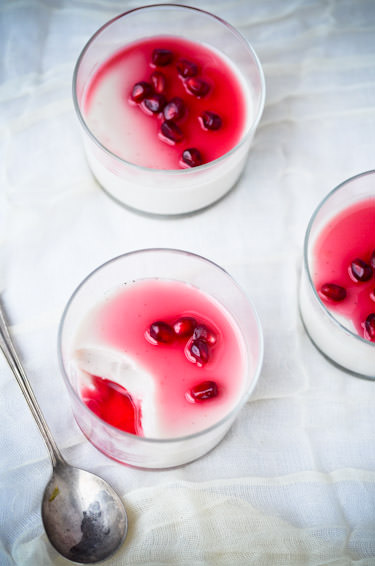 12 Beautiful Vegan Panna Cottas