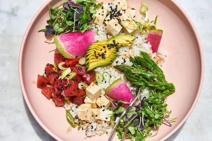 How To Make A Great Vegetarian Poke Bowl 101 Cookbooks