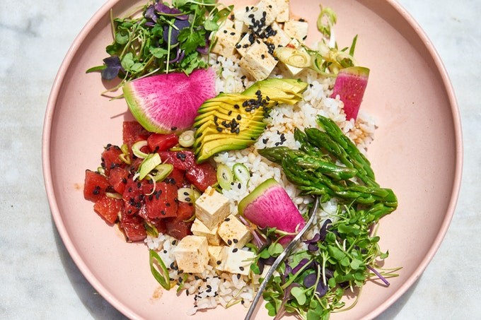 How to Make a Great Vegetarian Poke Bowl - 101 Cookbooks